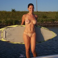 Wake Surfing Turns Me On