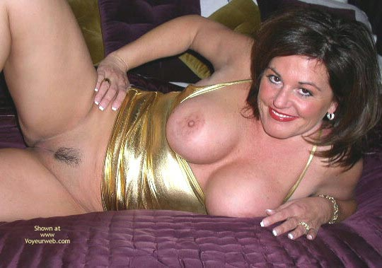 Pic #1 - Trim Bush - Large Breasts , Trim Bush, Womanly Curves, Tight Closed Pussy, Large Breasts