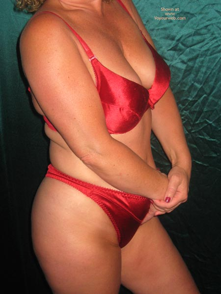 Pic #2 - Early 50'S Exhibitionist First Time