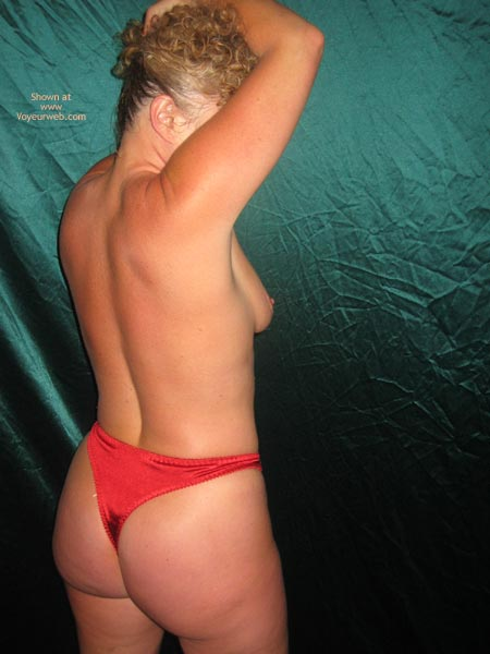 Pic #7 - Early 50'S Exhibitionist First Time