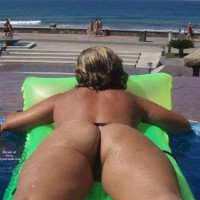 Good Ass On The Pool's Hotel