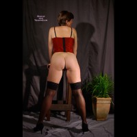 VanessaB.....Red Corset