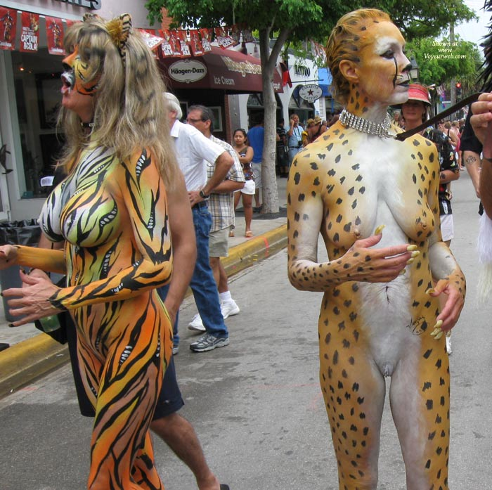 Apologise, Body paint nude girls remarkable, rather