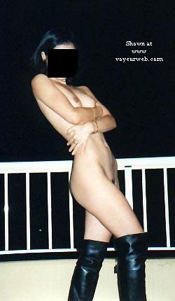 Pic #4 - Balcony At Night