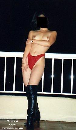 Pic #5 - Balcony At Night
