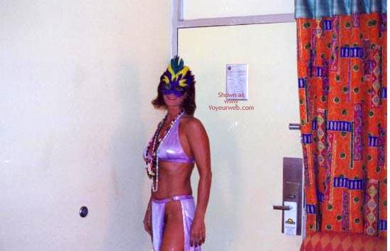 Pic #1 - sexxy 45yr wife fantasy fest 2002