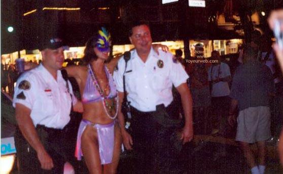 Pic #2 - sexxy 45yr wife fantasy fest 2002