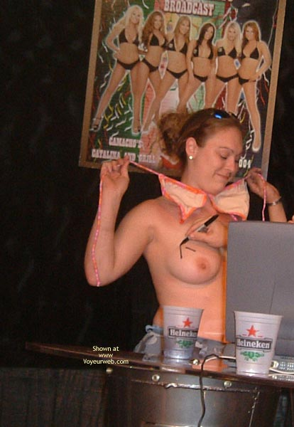Pic #1 - Radio Station Party Tits