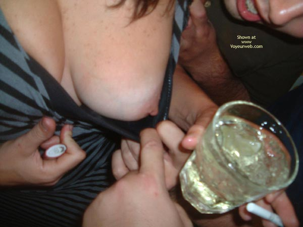 Pic #4 - Radio Station Party Tits