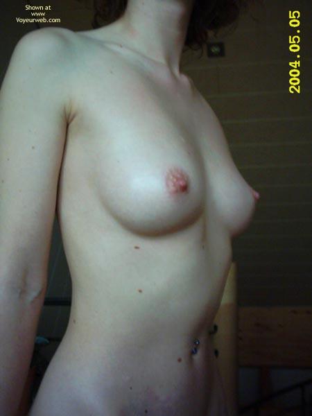 Pic #4 - Fine Hard Tits