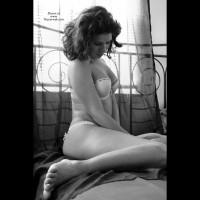 O-Me Undressing In Bed Part II