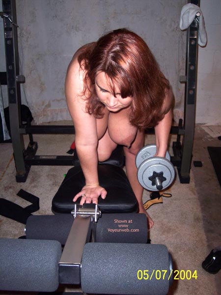 Pic #1 - Work Out With Dawn