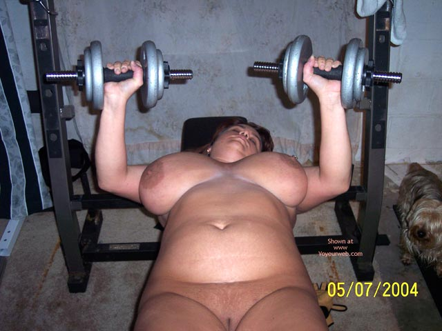 Pic #2 - Work Out With Dawn