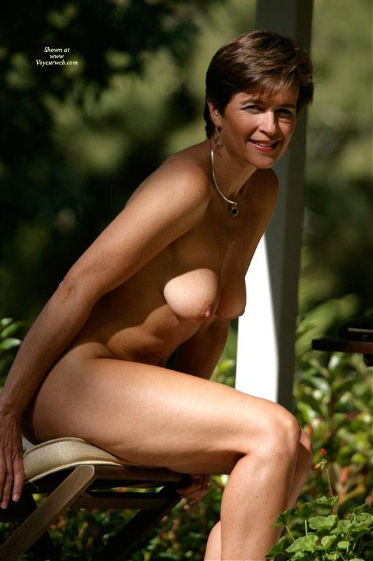 Pic #2 VanessaB........Warm And Nude
