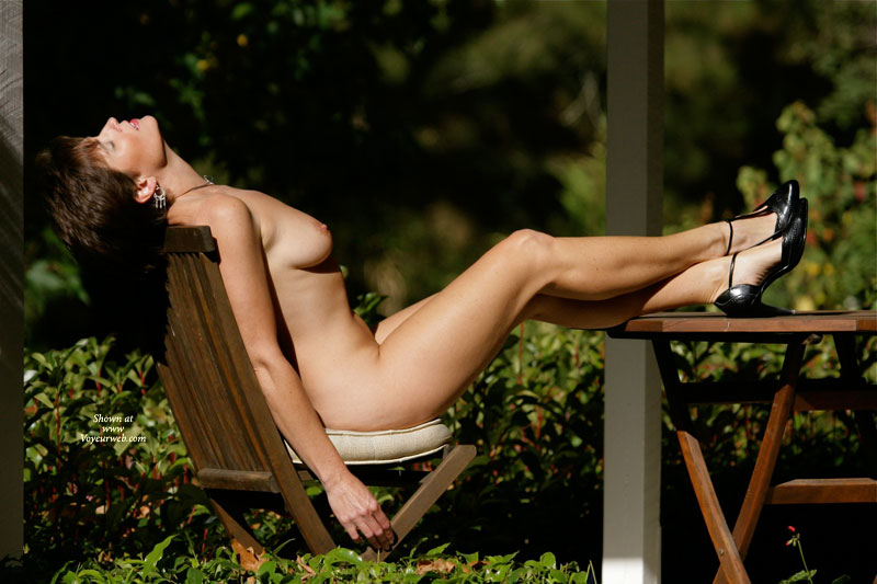 Pic #4 VanessaB........Warm And Nude
