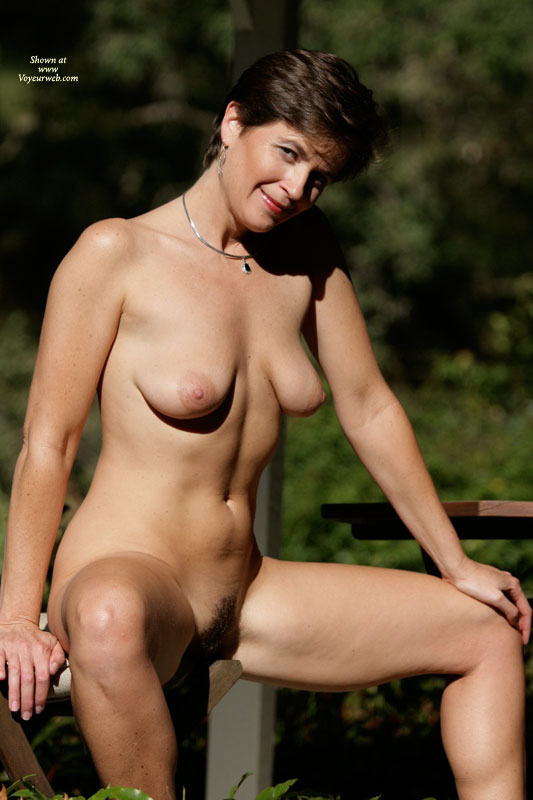 Pic #6 VanessaB........Warm And Nude