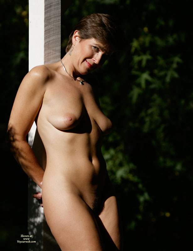 Pic #8 VanessaB........Warm And Nude