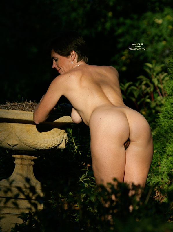 Pic #10 VanessaB........Warm And Nude