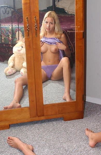 Pic #3 - 19 y/o Tanya by a mirror