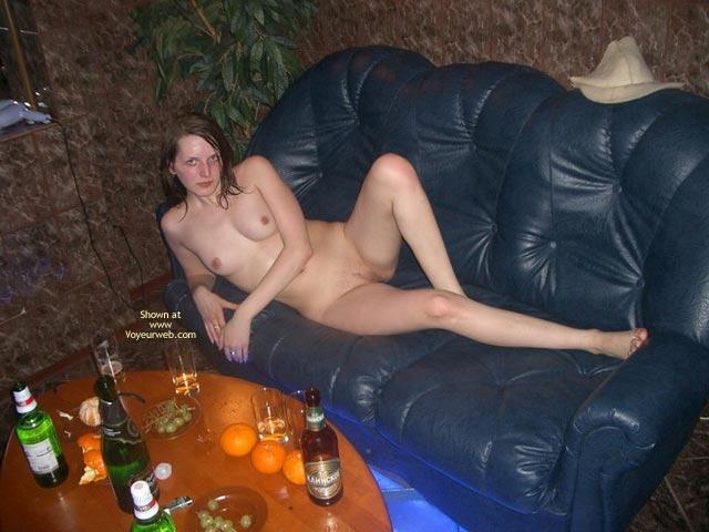 Pic #7 - Tata At Sauna
