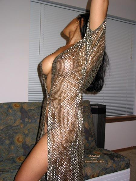 Pic #1 - Stikjock'S Girl Golden Robe