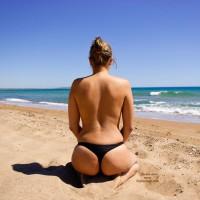 Alexandra At The Beach