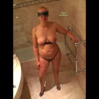 At The Bathroom