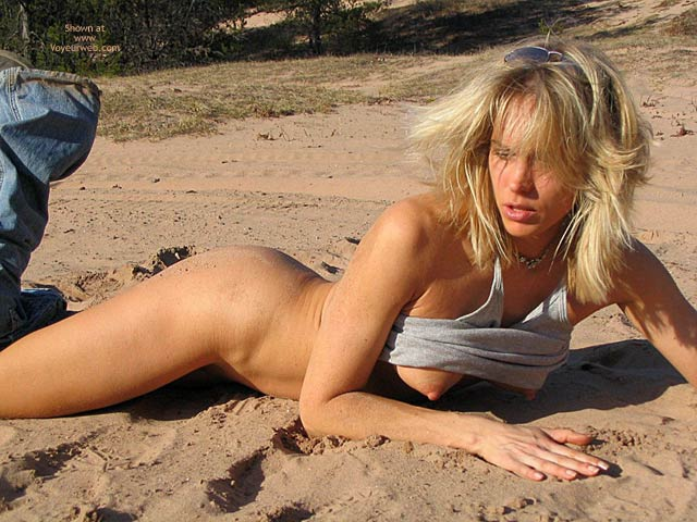 sand of breast bag