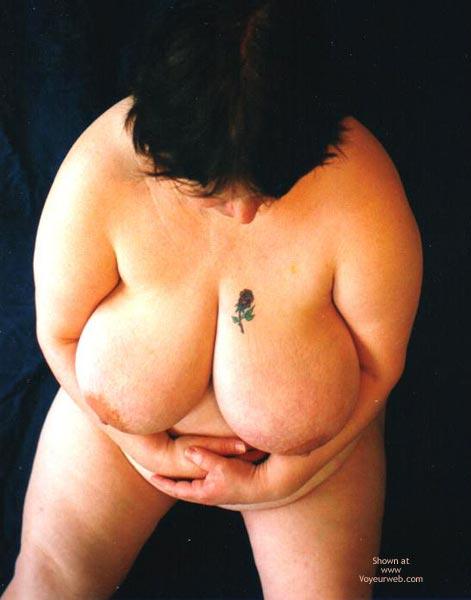 Pic #2 - My Bbw Wife Sandra