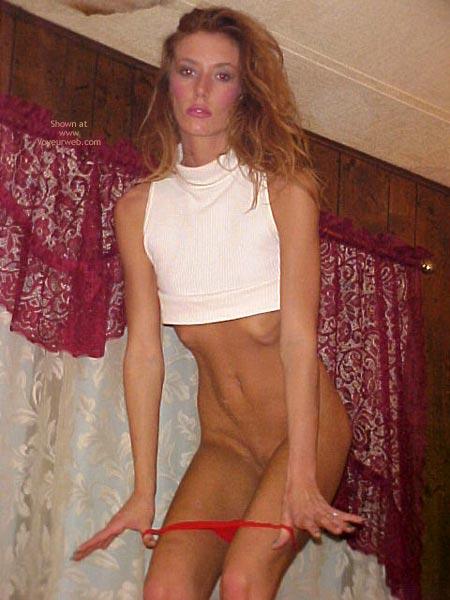 Pic #9 - Jenna Undressed On The Dresser