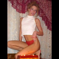 Jenna Undressed On The Dresser