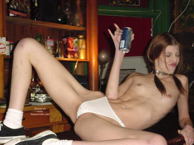 Pic #8 - Taylor'S White Panties