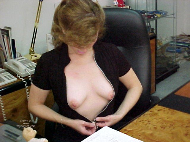 Pic #1 - In The Office