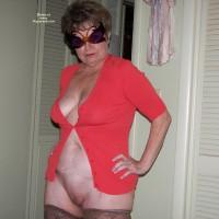 64 Year Old Granny - Granny