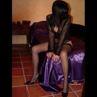 Silky In Stockings