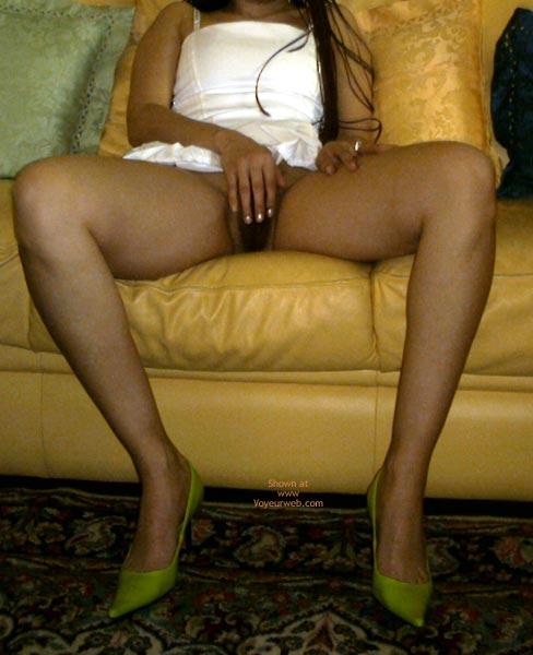 Pic #3 - Alonzos Girlfriend 5