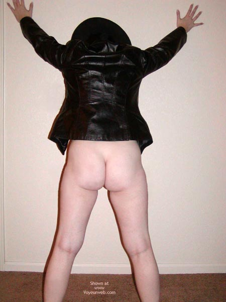 Pic #6 - Lacy In Panties and Leather
