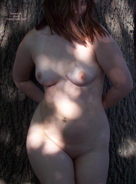 Pic #4 - Myssa Goes Outside