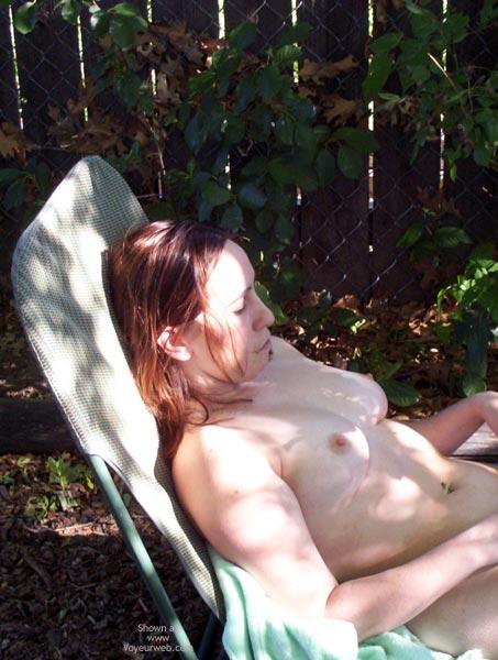 Pic #6 - Myssa Goes Outside