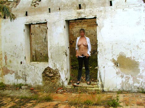 Pic #3 - Tina In An Old House Ii