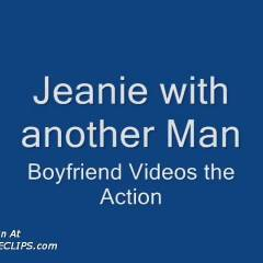 Jeanie With A Stranger