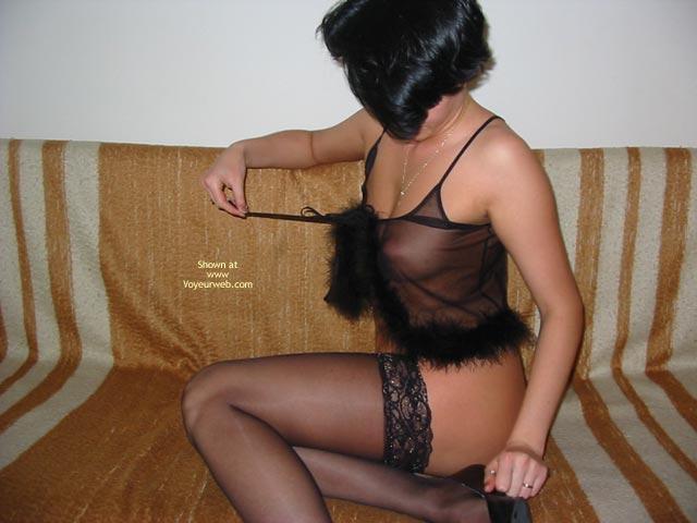 Pic #4 - Antonia 5 ! Hot In Black Again !