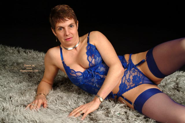 Pic #1 - Victoria'S Blue Basque