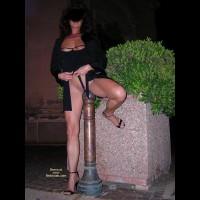 Patrizia Outdoor On The Italian Riviera