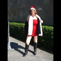 *NC The Queen- Sexy Santa 4