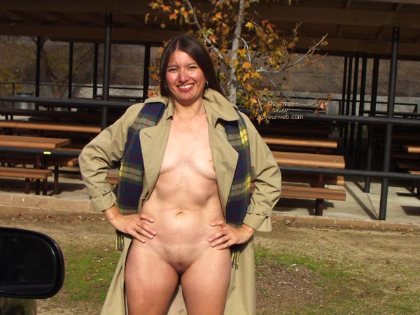 Pic #6 - First Time Taking Nude Pics In Public
