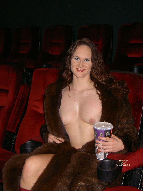 The image movie the voyeur web against Bitsy's