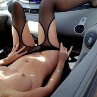 Car Nude - Natural Tits, Naked Girl, Nude Amateur