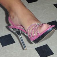 Sexy High Heels And Feet