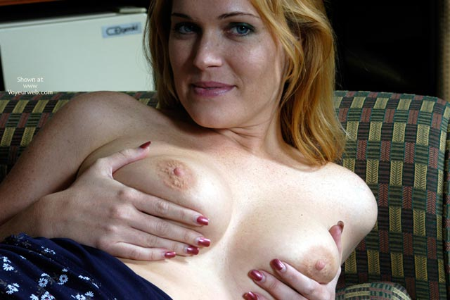 Pic #1 - Red Head - Freckles, Nipples, Redhead , Red Head, Freckles, Nipples